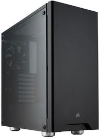 Корпус Corsair Mid-Tower Case 275R ATX, черный (поврежденная упаковка)