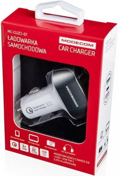 Modecom MC-CU2C1 Car Charger USB 3.0