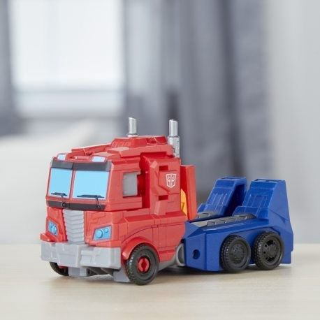 Hasbro Transformers Cyberverse Warrior Optimus Prime E1901