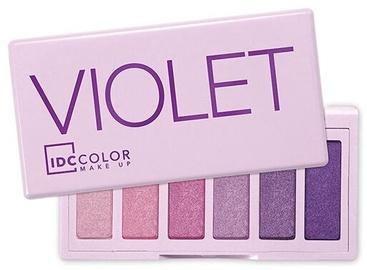 Acu ēnas IDC Color Make Up Violet Violet, 10 g
