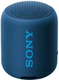Bezvadu skaļrunis Sony XB12 Extra Bass Blue