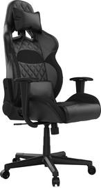 Spēļu krēsls Gamdias ZELUS E1 L Black