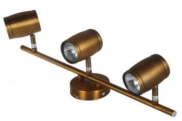 Lampa Verners Rapo Spotlight 3x40W GU10 Brass