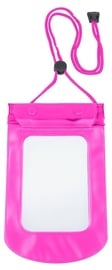 Mocco WaterProof Case For Mobile Phones 5.5'' Pink