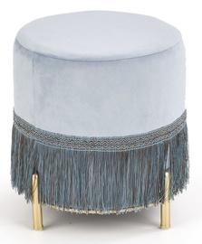 Pufs Halmar Cosby Light Blue, 39x39x39 cm