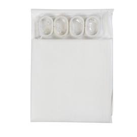 Штора для ванной Home Accents PED-009, 1800x1800 мм