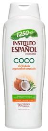 Гель для душа Instituto Español Coco, 1250 мл