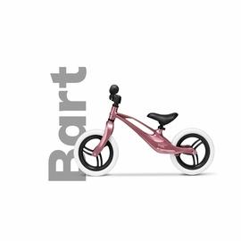"""Līdzsvara velosipēds Lionelo Loe-Bart Tour Bubblegum, rozā, 19.7"""", 12"""""""
