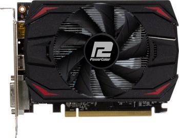 Видеокарта PowerColor Radeon RX 550 4GBD5-DH 4 ГБ GDDR5