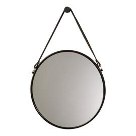 Aquanova Thymo Wall Mounted Mirror Black