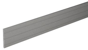 SN Finishing Profile WPC 5x60x2400mm Grey