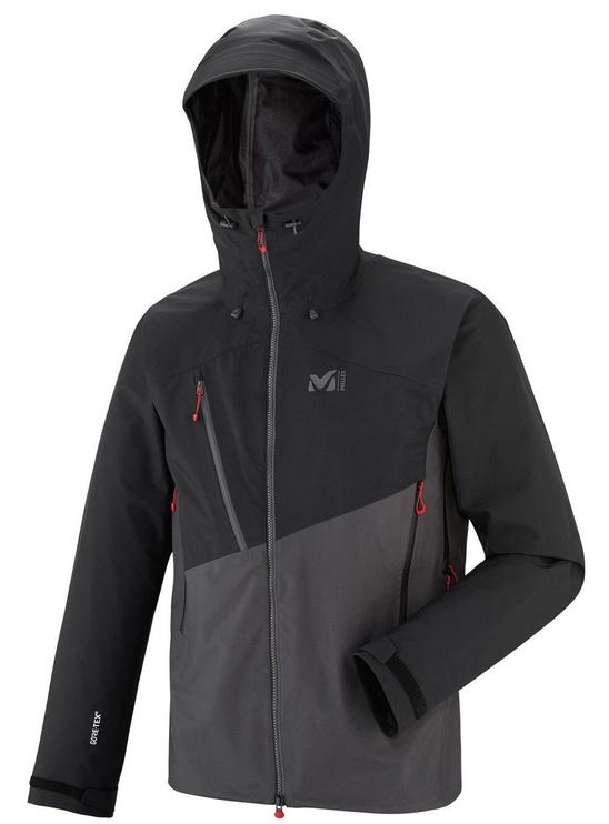 Millet Elevation GTX JKT Black Grey L