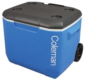 Aukstumkaste Coleman 60QT Tricolor Blue, 56 l
