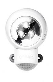 Lukturi darbam Osram Led Nightlights Spylux 0.23W 4.5V 7000K 3Led 5mm Moving Sensor White
