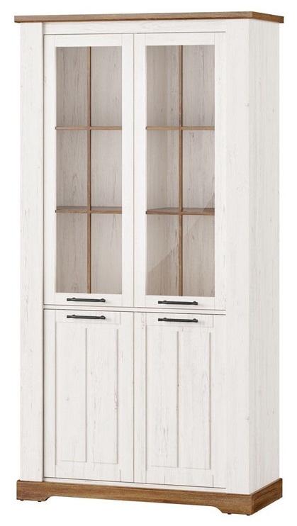 Szynaka Meble Country 12 104x204x45cm White