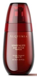 Масло для тела Alqvimia Sensuality Body Nectar Woman, 50 мл