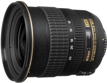 Объектив Nikon AF-S Nikkor DX 12-24/4.0 G IF ED