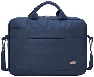 """Case Logic Value 14"""" Laptop Bag Dark Blue 3203987"""