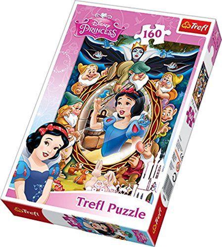 Puzle Trefl Disney Snow White Collage 15299, 160 gab.
