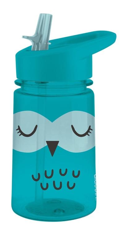 Aladdin Zoo Flip & Sip Water Bottle 0.43l Owl