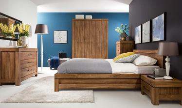 Комплект мебели для спальни Black Red White Gent