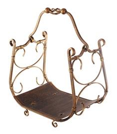 NORDFlam Jantor Wood Basket