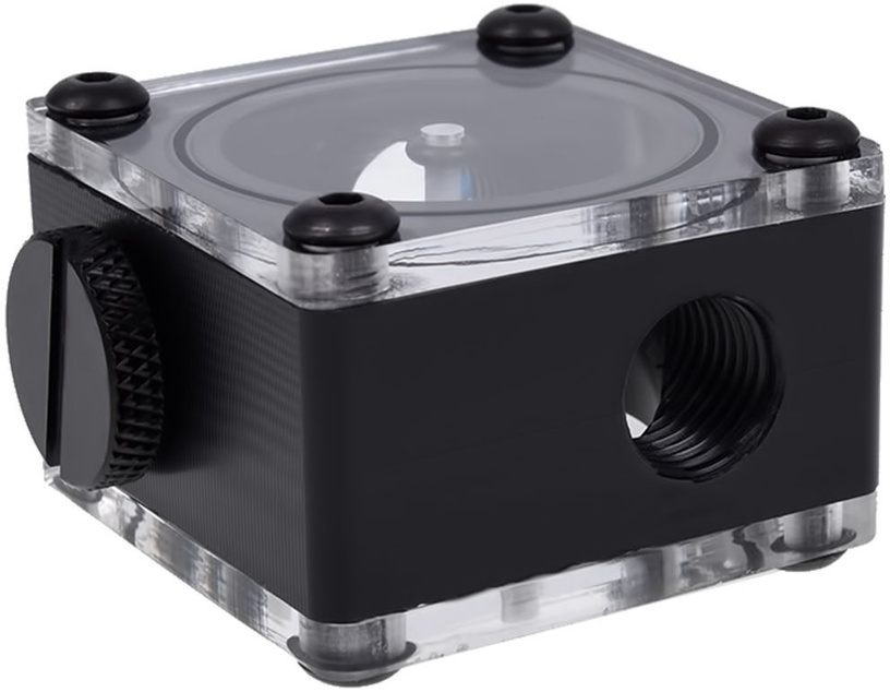 Alphacool Eisfluegel Flow Indicator G1/4 Black