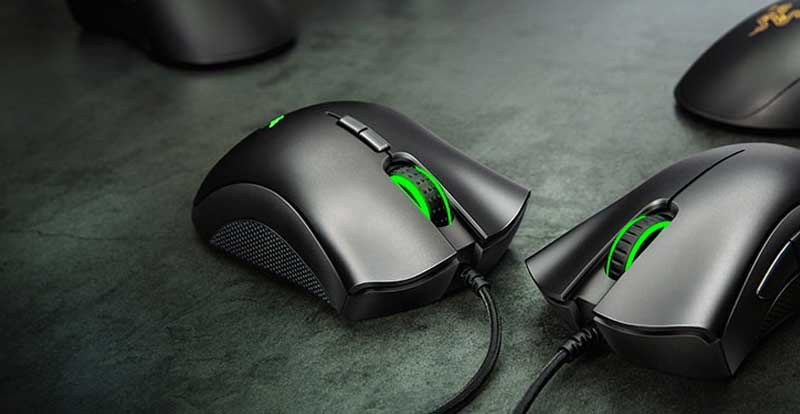 Razer Deathadder Essential Gaming Mouse Black