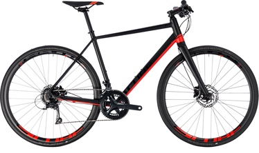 Cube SL Road Pro Black/Red 59cm 18