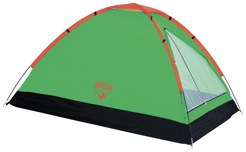 Telts Bestway 68010 Pavillo Plateau X3 Tent Green