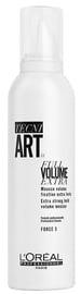 Matu laka L`Oréal Professionnel Tecni Art Full Volume Extra Mousse, 250 ml