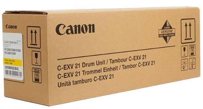 Canon Toner Cartridge Yellow