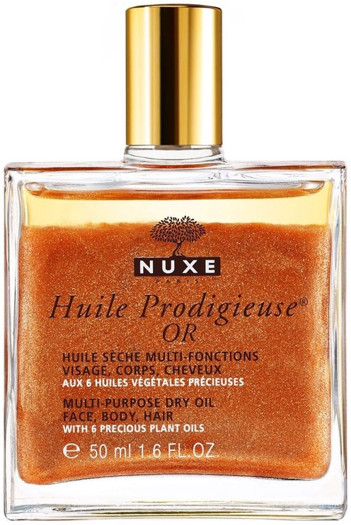 Масло для тела Nuxe Huile Prodigieuse OR Dry Oil, 100 мл