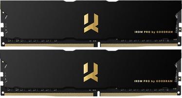 Operatīvā atmiņa (RAM) Goodram IRDM PRO Black IRP-3600D4V64L17S/32GDC DDR4 32 GB CL17 3600 MHz