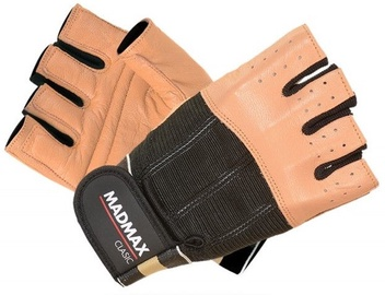 Mad Max Clasic Natural Brown Black S
