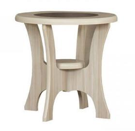 Kafijas galdiņš Bodzio S01 Latte, 600x600x590 mm