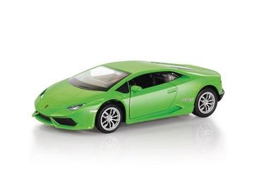 Bērnu rotaļu mašīnīte RMZ City Lamborghini 554996, dzeltena/zaļa/