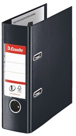 Esselte Lever Arch File No.1 PP 7.5cm Black
