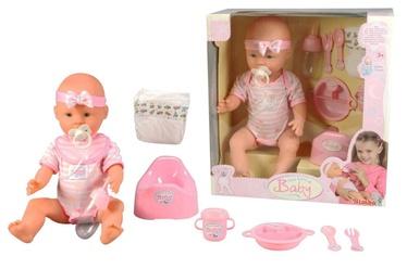 Кукла Simba New Born Baby 105039005 Pink