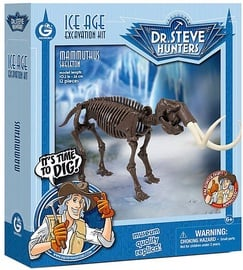 Geoworld Ice Age Excavation Kit Mammuthus CL1675K