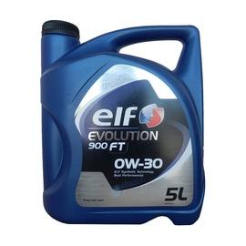 Motoreļļa Elf Excellium 0W-30, 5l