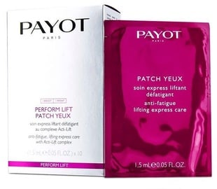 Payot Perform Lift Patch Yeux Eye Patch 10x1.5ml