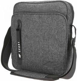 4F Shoulder Bag H4Z19 TRU002 Dark Grey