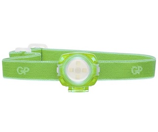 GP Batteries GPACTCH31000 Head Torchlight Green