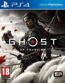 PlayStation 4 (PS4) spēle Ghost Of Tsushima PS4