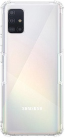 Nillkin Nature Ultra Slim Back Case For Samsung Galaxy A51 Transparent