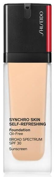 Tonizējošais krēms Shiseido Synchro Skin Self-Refreshing Foundation 220 Linen, 30 ml