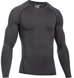 Under Armour Heatgear Compression Longsleeve 1257471-090 Gray M