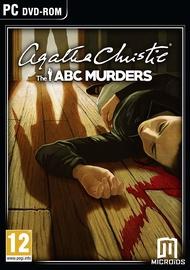 PC spēle Agatha Christie: The ABC Murders PC