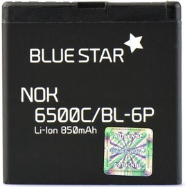 BlueStar Battery For Nokia 6500 Classic/7900 Prism Li-Ion 850mAh Analog